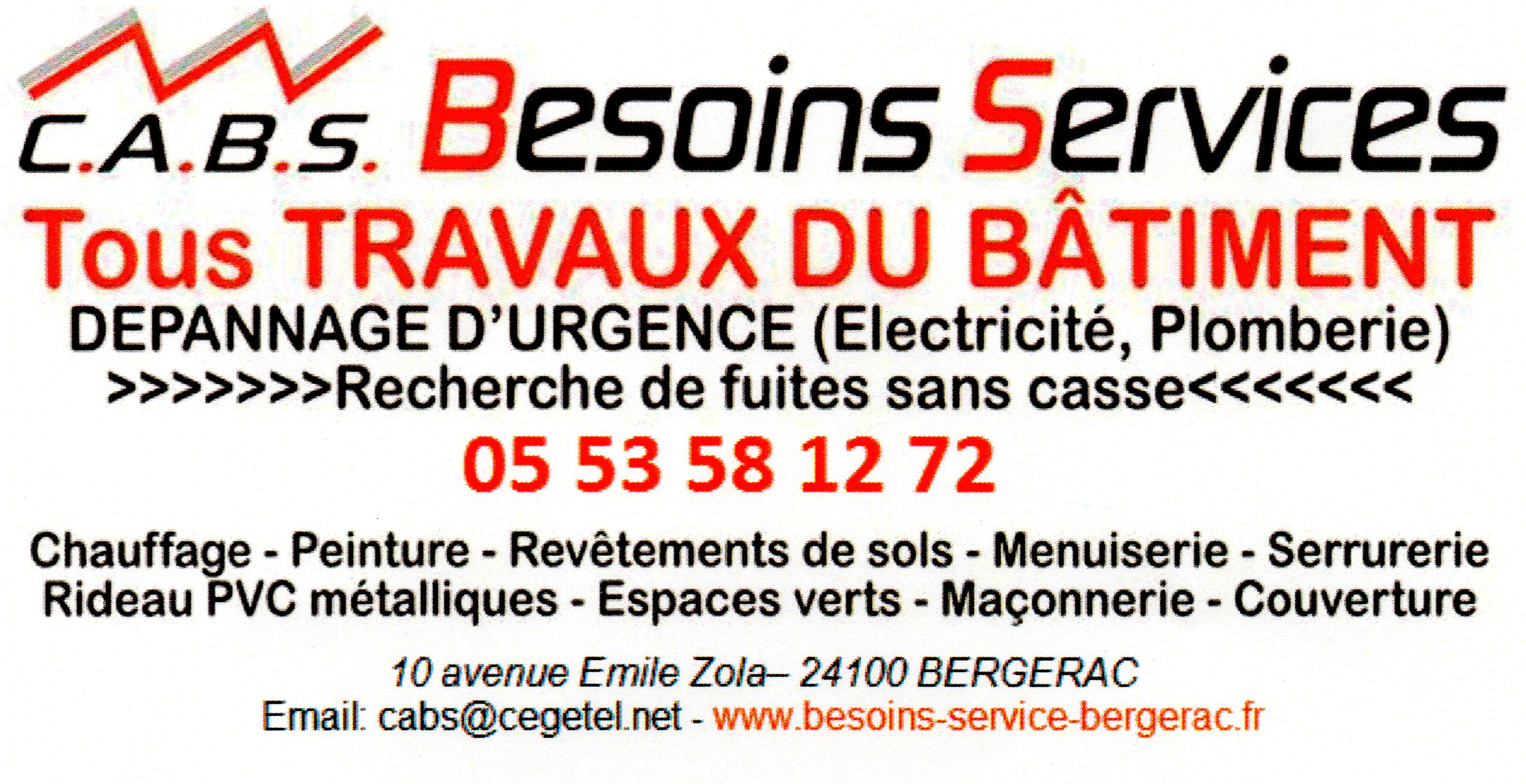 Logo CABS Besoins Services